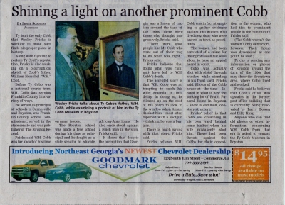 July 12, 2012 Franklin County Citizen Leader (Lavonia, Ga.)